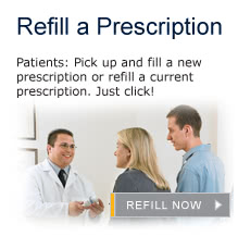Patient-Refill a Prescription