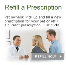 Pet Owner-Refill a Prescription