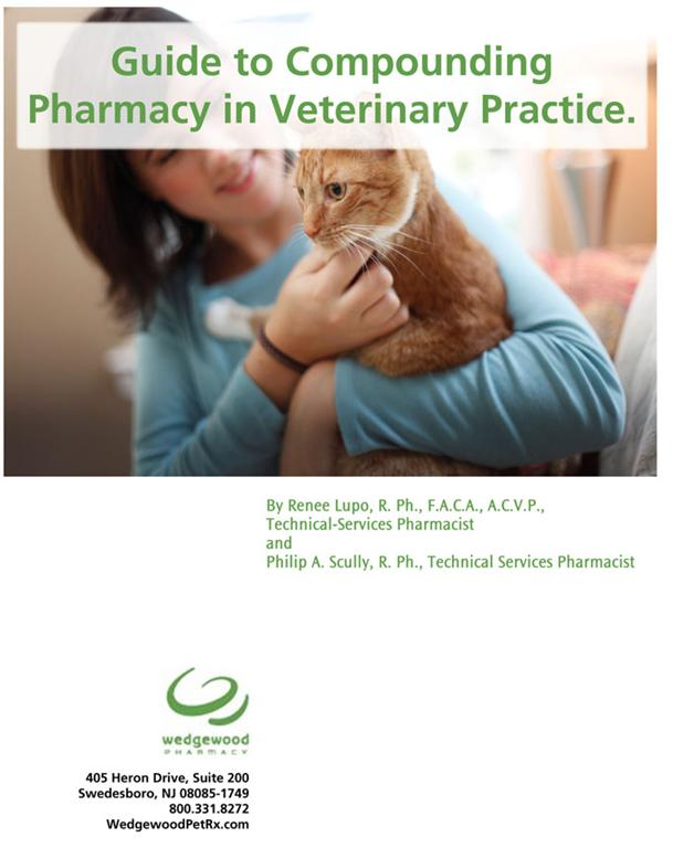 Guide to Compounding Pharmacy in Veterinary Practice