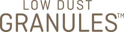 Low-Dust Granules Logo