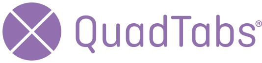 Wedgewood Pharmacy's Quad Tabs Logo